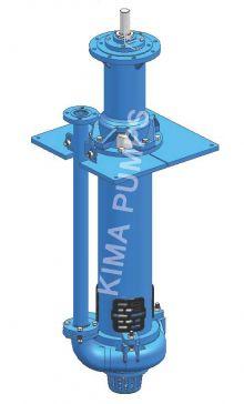 KIMA S and SR Series Slurry Pump